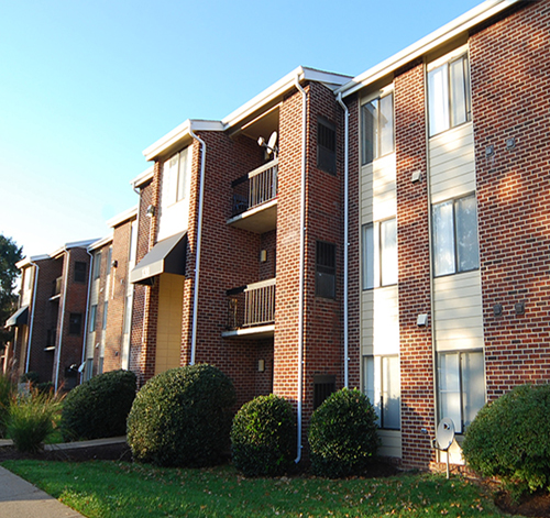 Station Crossing Apartments: Former Properties